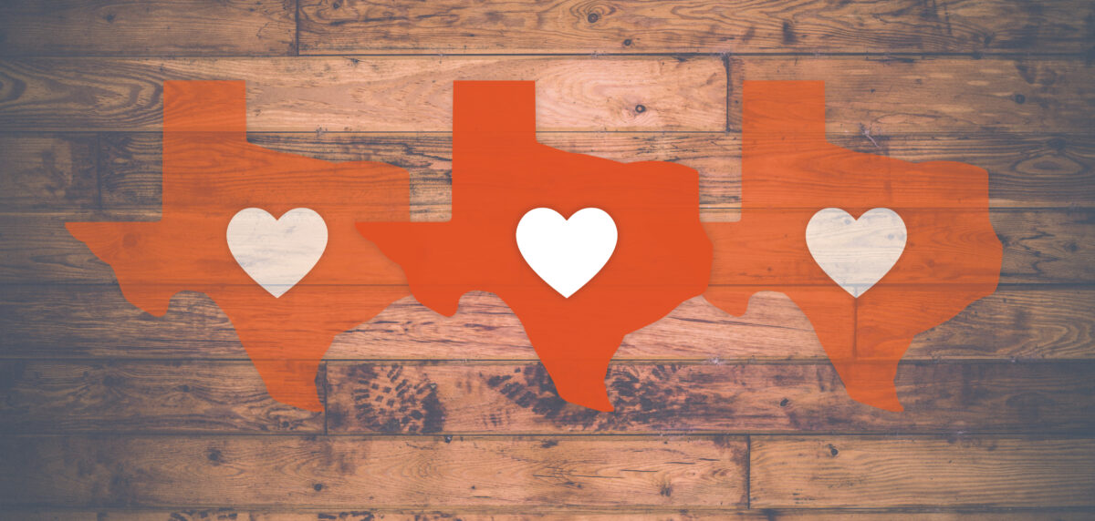 Pragmatic supports Texas and Rebuilding Together